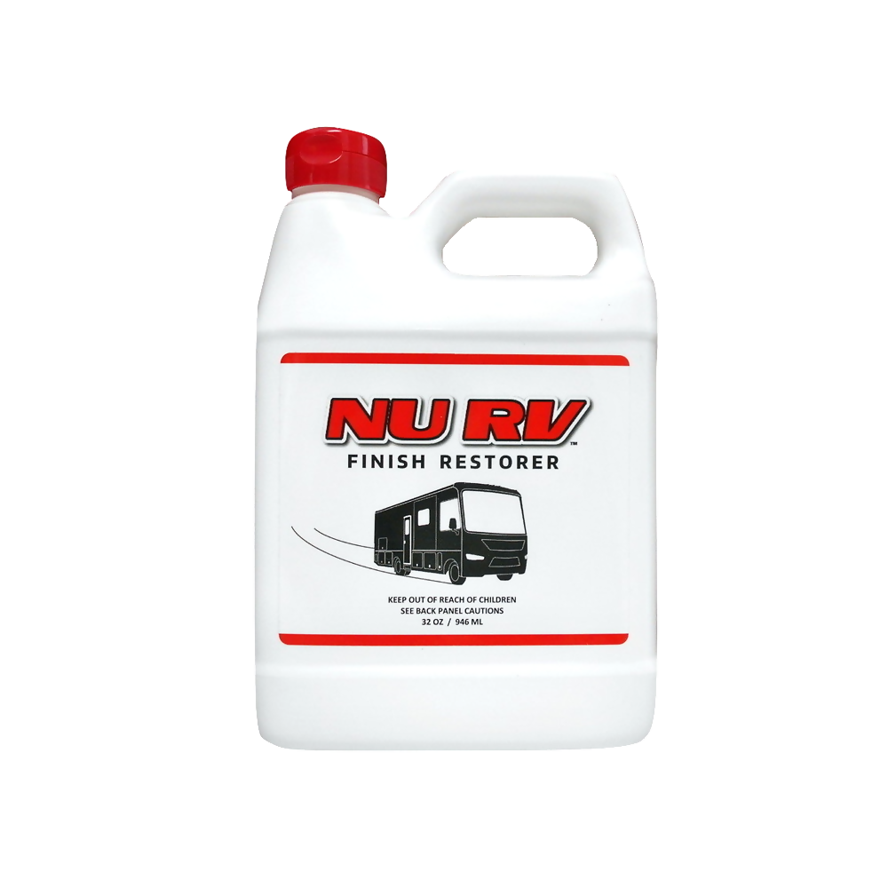 NU RV Finish Restorer » Renew/Restore Car, RV, Boat ...