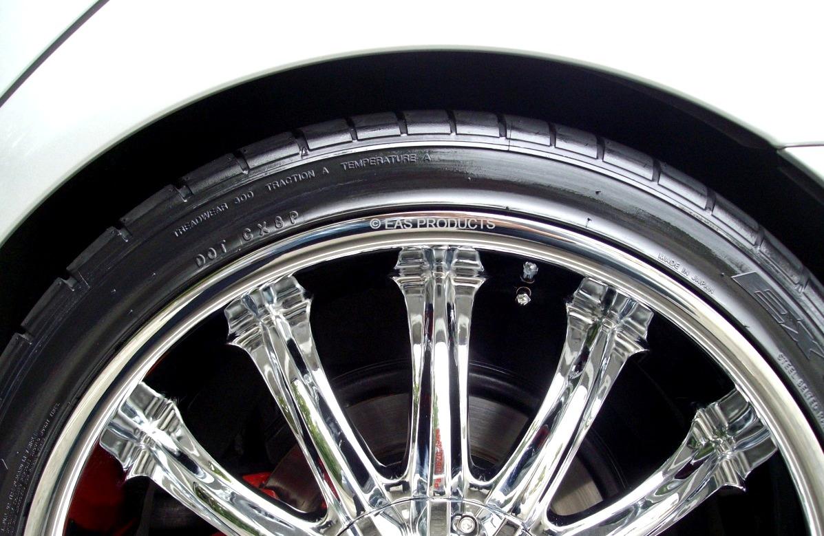 Nu Tire Permanent Tire Shine 187 Renew Restore Car Rv Boat
